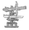 <b class=pic_title>Tachimetr Wagnera-Fennela</b> <br /> <br /> <b class=pic_description>Tachimetr z lat 20. ubiegłego wieku, wyprodukowany przez firmę G. Gerlach z Warszawy. Jego konstrukcja umożliwiała prowadzenie pomiarów bez posiłkowania się obliczeniami, współrzędne odczytywano bezpośrednio na kole poziomym i podziałkach. Ten typ instrumentu nie znalazł jednak szerszego zastosowania.</b> <br /> <br />