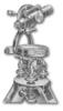 <b class=pic_title>Teodolit busolowy</b> <br /> <br /> <b class=pic_description>Teodolit firmy Breithaupt z Kassel, produkowany w latach 30. ubiegłego wieku, służył do pomiarów ciągów busolowych.</b> <br /> <br />