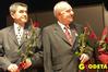 <b class=pic_title>Udekorowani: Andrzej Bieńkowski i Wojciech Bawolski</b> <br /> <br /> <b class=pic_author>fot.  Jerzy Przywara</b><br /> <br />