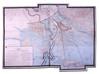<b class=pic_title>Plan de lâ??inondation projetee des envirions de Breste Litowski</b> <br /> <br /> <b class=pic_description>Plan sytuacyjny Brześcia Litewskiego i okolic z zaznaczeniemobszarów zalewowych, początek XIX wieku, rękopis wielobarwny,język rosyjski, wymiary: 138,5 x 100,0 cm, skala: około 1:4245  AGAD, Zb. Kart. 96-12</b> <br /> <br /> <b class=pic_author>fot.  autor: brak</b><br /> <br />
