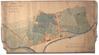 <b class=pic_title>Plan sytuacyjny części miasta Kalisza z proponowanym projektem kanału, 1837 r.</b> <br /> <br /> <b class=pic_description>Rękopis wielobarwny, jęz. polski, wymiary: 101,3 x 55,2 cm,skala: około 1:1500  AGAD, Zb. Kart. 46-11</b> <br /> <br /> <b class=pic_author>fot.  autor: inżynier gubernialny Zandrowicz</b><br /> <br />