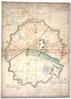 <b class=pic_title>Plan miasta Słucka w mińskiej guberni sporządzony w 1811 roku po ukazie Rządu Gubernialnego i po pożarze, który zdar</b> <br /> <br /> <b class=pic_description>Rękopis wielobarwny, język polski, wymiary: 37,0 x 51,4 cm,skala: około 1:4200  AGAD, Zb. Kart. 452-21</b> <br /> <br /> <b class=pic_author>fot.  autor: geometra przysięgły Antoni Porowski</b><br /> <br />