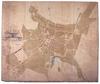 <b class=pic_title>Mapa pomiarowa terytorium miasta Szadka, 1824 r.</b> <br /> <br /> <b class=pic_description>Rękopis wielobarwny, język polski, wymiary: 118,8 x 99,0 cm,skala: około 1:1530  ADAG, Zb. Kart. 184-3</b> <br /> <br /> <b class=pic_author>fot.  autor: geometra przysięgły Wilhelm Bergmann</b><br /> <br />