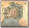 <b class=pic_title>Plan des projets des fortificationsn sur la place de Zamość</b> <br /> <br /> <b class=pic_description>Plan projektowanej fortyfikacji na terenie Zamościa, 1825 r.,rękopis wielobarwny, język polski, język francuski,wymiary: 97,5 x 92,0 cm, skala: około 1 :1770 AGAD, Z. Kart. 383-2 </b> <br /> <br /> <b class=pic_author>fot.  autor: generał brygay Jan Mallet</b><br /> <br />