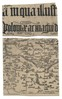 <b class=pic_title>Mappa in Qva Illvstrantvr Ditiones Regni Poloniae  ac Magni Dvcatvs Lithvaniae Pars</b> <br /> <br /> <b class=pic_description>Wydanie faksymilowe jednej z najstarszych map Sarmacji i Polonii powstałych na dworze króla Zygmunta Starego, oryginały spłonęły w pożarze oficyny Floriana Ungera, skala 1: 1 000 000, Kraków ok. 1526 r.</b> <br /> <br /> <b class=pic_author>fot.  autor: Bernard Wapowski</b><br /> <br />
