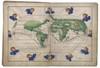 <b class=pic_title>Atlas nauticus</b> <br /> <br /> <b class=pic_description>Rękopiśmienny, pergaminowy atlas żeglarski wybitnego kartografa weneckiego ofiarowany w roku 1567 królowi Zygmuntowi Augustowi, na mapie świata zaznaczono szlaki, którymi Portugalczycy dopłynęli do Ameryki, ok. 1540 r.</b> <br /> <br /> <b class=pic_author>fot.  autor: Battista Agnese</b><br /> <br />