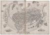 <b class=pic_title>Liber geographiae</b> <br /> <br /> <b class=pic_description>Pierwszy, jedyny zachowany w Polsce atlas wydrukowany w kolorach czarno-czerwonych, terytorium Polski podpisane jako Sarmacja, mapa wykonana w odwzorowaniu sercowym, Wenecja 1511 r.</b> <br /> <br /> <b class=pic_author>fot.  autor: Claudius Ptolemaeus</b><br /> <br />