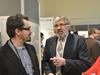 <b class=pic_title>Od prawej: dr Andrzej Pachuta (Politechnika Warszawska) i Tomasz Maik z firmy Trigger Composites</b> <br /> <br /> <b class=pic_author>fot.  Jerzy Przywara</b><br /> <br />