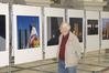 <b class=pic_title>Na wystawie zaprezentowano fotografie World Trade Center wykonane w latach 1971-2001</b> <br /> <br /> <b class=pic_author>fot.  Jerzy Przywara</b><br /> <br />