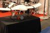 <b class=pic_title>Drony</b> <br /> <br /> <b class=pic_description>Ten nietypowy włoski dron może być zarówno płatowcem, jak i wirnikowcem</b> <br /> <br /> <b class=pic_author>fot.  Jery Królikowski</b><br /> <br />