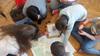 Dzieci w Muzeum Geodezyjnym WPG
