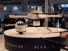 <b class=pic_title>Intergeo 2018: drony</b> <br /> <br /> <b class=pic_description>Wbrew nazwie producenta (Microdrones) ten dron wcale nie jest mikro. Maszyna przenosi wysokiej klasy system skanowania oraz cyfrową kamerę</b> <br /> <br /> <b class=pic_author>fot.  Jerzy Królikowski</b><br /> <br />