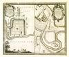 <b class=pic_title>Wernisaż wystawy ?Wielka kartografia małych miast XVII-XIX wieku?</b> <br /> <br /> <b class=pic_description>Plan sytuacyjny Golubia i Nowego Miasta Lubawskiego, 1665 r.</b> <br /> <br /> <b class=pic_author>fot.  Jerzy Przywara</b><br /> <br />