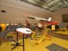 <b class=pic_title>Na pierwszym planie wirnikowiec Robokopter, u góry bezzałogowce produkcji firmy MSP</b> <br /> <br /> <b class=pic_author>fot.  Jerzy Przywara</b><br /> <br />