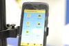 <b class=pic_title>Niwelatory, tachimetry i odbiorniki GNSS</b> <br /> <br /> <b class=pic_description>MobileMapper 50 jest nowym rejestratorem i odbiornikiem klasy GIS firmy Spectra Precision. Ciekawostka to nowe mobilne aplikacje tego producenta dla systemu Android: geodezyjna SurveyMobile oraz GIS-owa MMField</b> <br /> <br /> <b class=pic_author>fot.  Jerzy Królikowski</b><br /> <br />