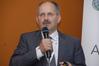 <b class=pic_title>XIII Podlaskie Forum GIS</b> <br /> <br /> <b class=pic_description>Dr Jan Jadczyszyn z Instytutu Uprawy Nawożenia i Gleboznawstwa w Puławach</b> <br /> <br /> <b class=pic_author>fot.  Damian Czekaj</b><br /> <br />