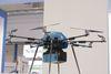 <b class=pic_title>Drony</b> <br /> <br /> <b class=pic_description>Skanujący dron firmy Stonex posiada skaner bazujący na urządzeniu X300</b> <br /> <br /> <b class=pic_author>fot.  Jery Królikowski</b><br /> <br />