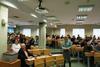 <b class=pic_title>GIS Day 2013</b> <br /> <br /> <b class=pic_description>Wydział Nauk Geograficznych Uniwersytetu Łódzkiego, 13 listopada</b> <br /> <br /> <b class=pic_author>fot.  Marta Nalej, Iwona Jażdżewska</b><br /> <br />