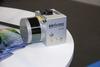 <b class=pic_title>Intergeo 2015 ? drony</b> <br /> <br /> <b class=pic_description>Rynek skanerów laserowych dla dronów powoli rośnie. Dowodem jest ten lekki (waży około 2 kg) skaner Scout firmy Phoenix Aerial Solution o zasięgu 100 m</b> <br /> <br /> <b class=pic_author>fot.  JK</b><br /> <br />
