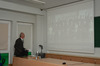 <b class=pic_title>Jubileusz 85-lecia prof. Zbigniewa Sitka</b> <br /> <br /> <b class=pic_description>Prof. Jerzy Bernasik przedstawił Jubilata, korzystając z bogatego zbioru zdjęć archiwalnych...</b> <br /> <br /> <b class=pic_author>fot.  fot. Andrzej Wróbel i Andrzej Kmieciński</b><br /> <br />