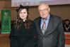 <b class=pic_title>Inauguracja roku akademickiego na Wydziale Geoinżynierii, Górnictwa i Geologii Politechniki Wrocławskiej</b> <br /> <br /> <b class=pic_description>Nagrodę ufundowaną przez prezesa OPGK Wrocław Józefa Komarnickiego otrzymała Diana Piróg</b> <br /> <br /> <b class=pic_author>fot.  Krzysztof Mazur</b><br /> <br />
