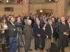 <b class=pic_title>Otwarcie wystawy, przybyło ponad 100 osób</b> <br /> <br /> <b class=pic_author>fot.  Jerzy Przywara</b><br /> <br />
