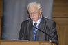 <b class=pic_title>Bałtycki Kongres Geodezyjny</b> <br /> <br /> <b class=pic_description>Prezes gdańskiego oddziału SGP Ryszard Cieślukowski</b> <br /> <br /> <b class=pic_author>fot.  Damian Czekaj</b><br /> <br />