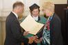 <b class=pic_title>Inauguracja roku akademickiego 2019/2020 na Wydziale Geodezji i Kartografii Politechniki Warszawskiej</b> <br /> <br /> <b class=pic_description>...dr hab. inż. Dorota Zawieska...</b> <br /> <br /> <b class=pic_author>fot.  Damian Czekaj</b><br /> <br />