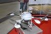 <b class=pic_title>Intergeo 2015 ? drony</b> <br /> <br /> <b class=pic_description>Wirnikowiec Hawk Moth (Zawisak) warszawskiej firmy MSP wyposażono m.in. w skaner laserowy YellowScan. Bardzo podobny sprzętu używany jest od niedawna przez IMGW do inspekcji wałów przeciwpowodziowych</b> <br /> <br /> <b class=pic_author>fot.  JK</b><br /> <br />