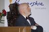 <b class=pic_title>Bałtycki Kongres Geodezyjny</b> <br /> <br /> <b class=pic_description>Sesję inauguracyjną poprowadził Bogdan Grzechnik</b> <br /> <br /> <b class=pic_author>fot.  Damian Czekaj</b><br /> <br />