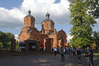 <b class=pic_title>XV Podlaskie Forum GIS</b> <br /> <br /> <b class=pic_description>Jedną z atrakcji tegorocznego Forum było zwiedzanie Cerkwi św. Mikołaja w Białowieży</b> <br /> <br /> <b class=pic_author>fot.  Damian Czekaj</b><br /> <br />