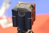 <b class=pic_title>Fotogrametria</b> <br /> <br /> <b class=pic_description>Układ skalibrowanych kamer iStar firmy SphereVision pozwala na szybkie generowanie zdjęć sferycznych. Dodatkowo dzięki specjalnemu statywowi możliwie jest szybkie wykonywanie stereopar o ściśle określonej bazie, co pozwala na prowadzenie na ich podstawie pomiarów o centymetrowej dokładności. Koszt zestawu wraz z oprogramowaniem to 6,7 tys. funtów.</b> <br /> <br /> <b class=pic_author>fot.  Jerzy Królikowski</b><br /> <br />