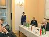 <b class=pic_title>Zastępca dyrektora Czeskiego Urzędu Geodezji Danuse Svobodowa</b> <br /> <br /> <b class=pic_author>fot.  Jerzy Przywara</b><br /> <br />