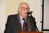 <b class=pic_title>Dziekan Wydziału Geodezji i Kartografii prof. Witold Prószyński</b> <br /> <br /> <b class=pic_author>fot.  JP</b><br /> <br />