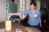 <b class=pic_title>XXXVIII Ogólnopolska Konferencja Kartograficzna</b> <br /> <br /> <b class=pic_description>O zwycięstwie w konkursie Mapa Roku 2014 decydowały głosy członków Stowarzyszenia Kartografów Polskich, natomiast nagrodę publiczności przyznawali wszyscy uczestnicy konferencji</b> <br /> <br /> <b class=pic_author>fot.  Anna Wardziak</b><br /> <br />