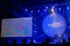 <b class=pic_title>Cezary Wojtkowski ze spółki NetWorkS! mówił o wykorzystaniu środowiska ArcGIS przy konsolidacji mobilnych sieci telekomunikacyjnych</b> <br /> <br /> <b class=pic_author>fot.  Anna Wardziak</b><br /> <br />