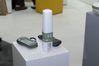 <b class=pic_title>Intergeo 2018: tachimetry i odbiorniki GNSS</b> <br /> <br /> <b class=pic_description>To nietypowo wyglądające urządzenie to odbiornik GNSS SatLab SL200 zaprojektowany z myślą m.in. o zastosowaniach rolniczych</b> <br /> <br /> <b class=pic_author>fot.  Jerzy Królikowski</b><br /> <br />
