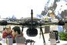 <b class=pic_title>Intergeo 2018: drony</b> <br /> <br /> <b class=pic_description>SSL-3 - ten dużych rozmiarów wirnikowiec szwedzkiej firmy SatLab charakteryzuje m.in. podwieszony skaner laserowy oraz czas lotu nawet do 45 minut</b> <br /> <br /> <b class=pic_author>fot.  Jerzy Królikowski</b><br /> <br />