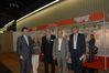 <b class=pic_title>Targi Intergeo 2011</b> <br /> <br /> <b class=pic_description>Na targach, jak zwykle, często słychać było język polski (w tle stoisko Warszawskiego Przedsiębiorstwa Geodezyjnego); od lewej Robert Rachwał (OPGK Kraków), Kinga Pachuta, Jacek Uchański (WPG), Stanisław Cegielski (SGP) i Andrzej Pachuta (PW, SGP)</b> <br /> <br /> <b class=pic_author>fot.  Jerzy Królikowski</b><br /> <br />