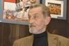 <b class=pic_title>O literackich początkach Wojciecha Albińskiego opowiadał pisarz Marek Nowakowski</b> <br /> <br /> <b class=pic_author>fot.  Jerzy Przywara</b><br /> <br />