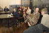 <b class=pic_title>Na spotkanie w Klubie Absolwentów PW przybyło ok. 60 osób</b> <br /> <br /> <b class=pic_author>fot.  Jerzy Przywara</b><br /> <br />