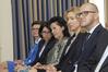 <b class=pic_title>Nowoczesne technologie w prowadzeniu PODGiK</b> <br /> <br /> <b class=pic_description>Na konferencji obecni byli m.in.: minister cyfryzacji Anna Streżyńska, posłanka PiS Anna Paluch, p.o. głównego geodety kraju Aleksandra Jabłonowska oraz wiceminister infrastruktury i budownictwa Tomasz Żuchowski</b> <br /> <br /> <b class=pic_author>fot.  Jerzy Królikowski</b><br /> <br />