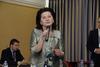 """<b class=pic_title>Nowoczesne technologie w prowadzeniu PODGiK</b> <br /> <br /> <b class=pic_description>""""Wreszcie mamy moc sprawczą, by wprowadzać pozytywne zmiany w geodezji"""" powiedziała posłanka Prawa i Sprawiedliwości Anna Paluch</b> <br /> <br /> <b class=pic_author>fot.  Jerzy Królikowski</b><br /> <br />"""