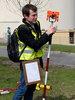 <b class=pic_title>Etap okręgowy: prace w terenie; na zdjęciu Kamil Ziółkowski reprezentujący ZSB w Bydgoszczy, laureat 2. miejsca w etapie centralnym</b> <br /> <br /> <b class=pic_author>fot.  Anna Wardziak</b><br /> <br />