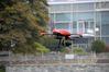 <b class=pic_title>Intergeo: bezzałogowe maszyny latające</b> <br /> <br /> <b class=pic_description>Na Intergeo odbyła się premiera drona Ogar Mk2 polskiej firmy Novelty RPAS. Maszynę wyróżniają m.in. rozbudowane systemy bezpieczeństwa (choćby awaryjny spadochron, potrójne IMU, podwójny autopilot), pojemna bateria pozwalająca na 38 minut lotu, a także autorski sensor GeoScanner, który nagrywa zdjęcia wraz z geotagami bezpośrednio na USB</b> <br /> <br /> <b class=pic_author>fot.  JK</b><br /> <br />