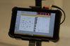 <b class=pic_title>Intergeo: odbiorniki GNSS i tachimetry</b> <br /> <br /> <b class=pic_description>Po co trzymać komputer w biurze, jak można go wziąć ze sobą w teren? Z takiego założenia wyszła niemiecka firma PPM, projektując SkyEye Pad. To pancerny 8-calowy tablet (z czterordzeniowym procesorem i 4 GB pamięci RAM) z wbudowanym odbiornikiem RTK oraz dołączaną niewielką anteną (opcjonalnie można również podłączyć zwykłą geodezyjną antenę)</b> <br /> <br /> <b class=pic_author>fot.  JK</b><br /> <br />