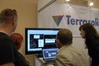 <b class=pic_title>Stoisko firm Terrasolid i Progea Consulting</b> <br /> <br /> <b class=pic_author>fot.  JK</b><br /> <br />