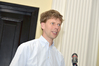 <b class=pic_title>Norbert Pfeifer (Uniwersytet Techniczny, Wiedeń)</b> <br /> <br /> <b class=pic_author>fot.  JP</b><br /> <br />