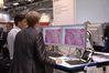 <b class=pic_title>Na stoisku Intergraphu pokazywano możliwości wersji 2013 pakietu GeoMedia, która ma wejść na rynek jeszcze w tym roku</b> <br /> <br /> <b class=pic_author>fot.  Jerzy Królikowski</b><br /> <br />
