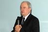 <b class=pic_title>Jerzy Albin przedstawił postęp prac przy projekcie pn. Pozyskanie i dystrybucja danych o budynkach</b> <br /> <br /> <b class=pic_author>fot.  Jerzy Przywara</b><br /> <br />
